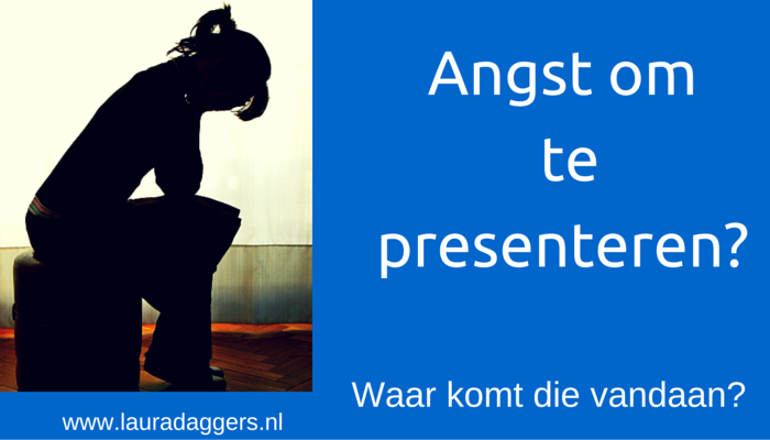 presentatie zonder angst Laura Daggers Regressiecoach Haarlemmermeer